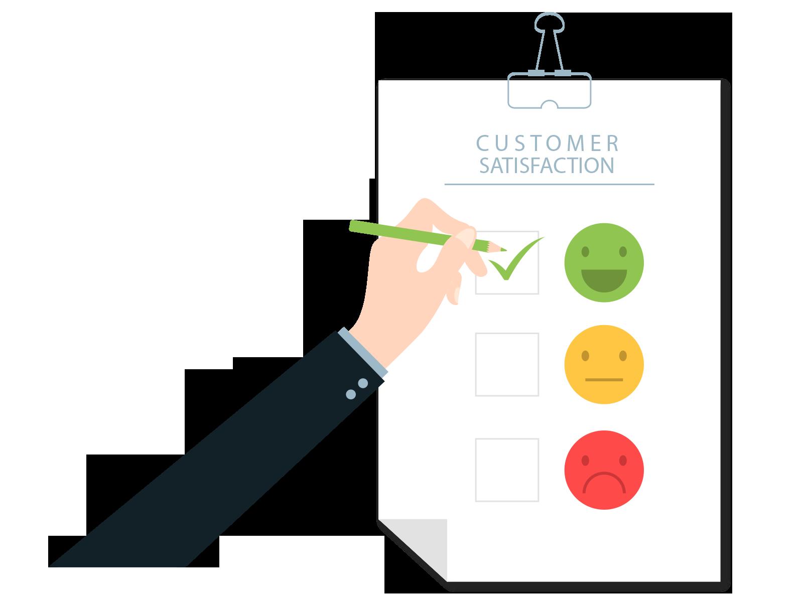 Customer Satisfaction Policy Customer Satisfaction Policy statifiction